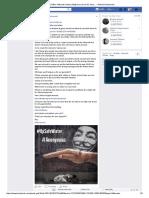 Roberto Raimondo, Emilia Maria Rosaria Capua (6 Profiles) - Anonymous War in the Eye - Italy