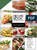 Full Recipe Book Updated Recipes