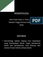 Hematologi k