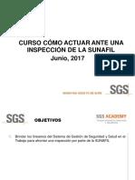 Importancia de Inspección SUNAFIL