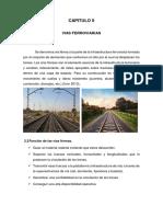 Vias Ferroviarias