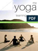 My Yoga Learning Journey