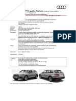 Q7 NF 2.0 TFSI Quattro (4MB0i1) - Attraction MY2018