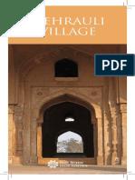 Mehrauli Village
