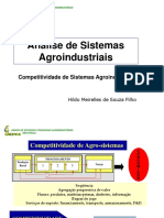 Competitividade Sist Agroind