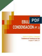 Capítulo 10 - Ebullición y Condensación (b)