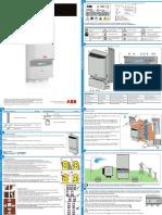 PVI 6000 TL OUTD W Quick Installation Guide en RevA