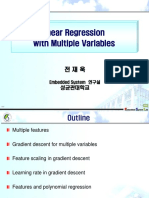 3_Linear Regression Multiple Variables