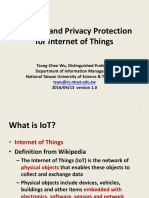 12Advanced Topic -- IoT Security and Privacy Protection