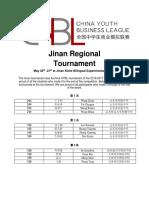 CYBL Spring 2017:Jinan