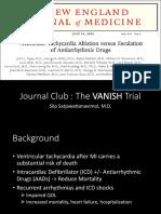 The Vanish Trial