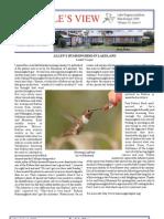 Mar-Apr 2009 Eagle's View Newsletter, Lake Region Audubon Society