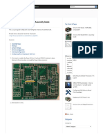 Arduino CNC Shield V3.XX – Assembly Guide _ Protoneer.co