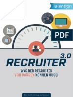 E-Book Recruiter Talention 2016