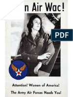 WWII 1944 Women's Army Corps Guide