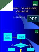 Control de Agentes Quimics Achs.