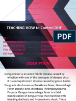 Teaching How to Control Dhf