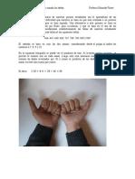 Tablas de Multiplicar Usando Los Dedos