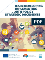 Key Issues in Developing and Implementing Youth Policy Strategic Documents(1)