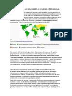 Liberalización de Los Servicios en El Comercio Internacional