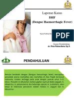 Presentasi Case DHF