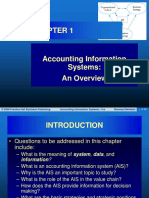 Introduction Accounting Information Systems