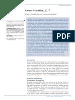 Siegel Et Al-2017-CA- A Cancer Journal for Clinicians