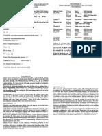 notice sheet 15th october 2017