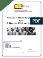 Capa do IMCL