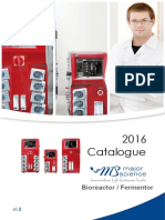 Catalogue W03 Laboratory Bioreactors