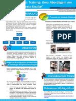 Poster Seminário Desporto Ciência 2017