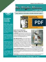 Mar 2010 Night Heron Newsletters Manatee County Audubon Society