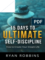 15 Days to Ultimate Self-Discip - Ryan Robbins