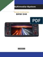 BMW E46 Manuel d Utilisation Francais
