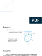 Lecture Buoyancy and Dam