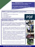 Boletin Epidemiologico N.32