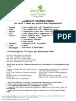 8. LTEDM Deluxe  Non Veg Menu.doc