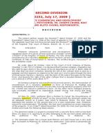 Cases in Easements-1