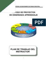 Proyecto Mantto.  Rojas Li