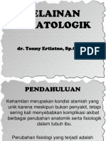 Kelainan Hematologik Dr Tonny
