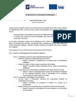Plan d'action de la Stratégie Régionale d'Intelligence Economique Nord-Pas de Calais (2015)