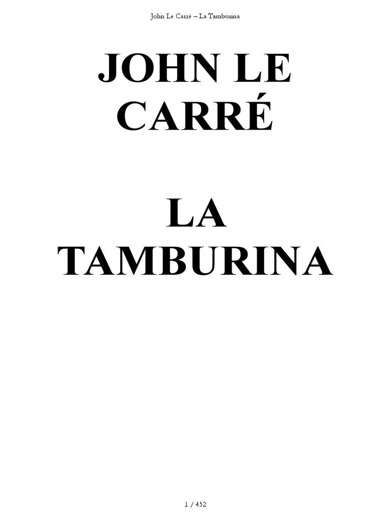 John Le Carré - La Tamburina b2480496ca1