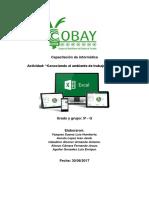 Ambiente de Trabajo de Excel_equipo Verde