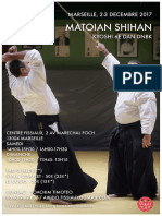 12/2017 Aikido Seminar Marseille