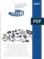 Catálogo de Injeção Magneti Marelli