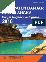 Kabupaten Banjar Dalam Angka 2016 2