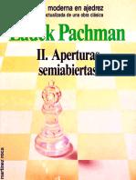 85_Teoria Moderna en Ajedrez II Aperturas Semiabiertas_Ludeck Pachmann