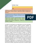 Plan Anual Matematicas 2 Unidad Tercero Basico