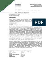 5108- Lesiones Culposas- Formalizar