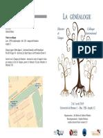 Programme Genealogie UFR Philo BD-1